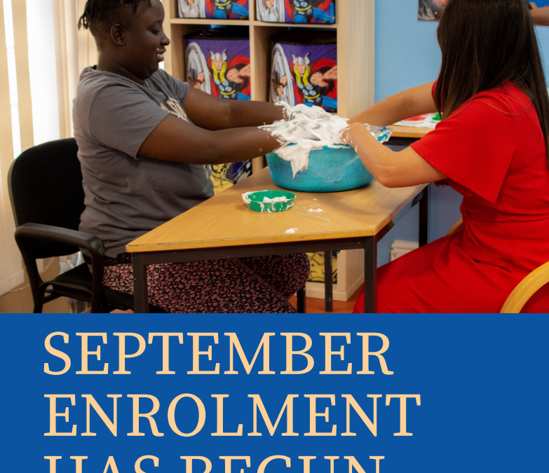 September Enrolment